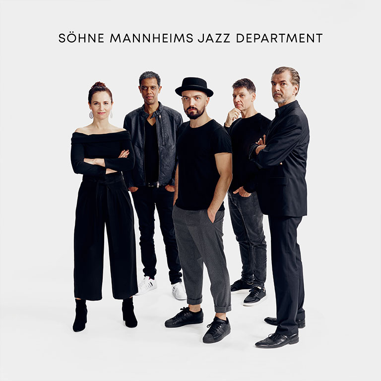 Söhne Mannheims Jazz Department Album